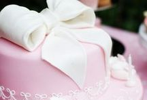 Pink ♥ / A collection of pink cakes
