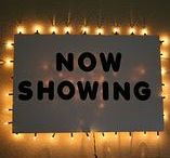 Movie Night / Fun ideas to make movie night in even more entertaining than going to the theater.