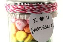 Valentine's Values / Fun and frugal ideas to celebrate Valentine's Day sensibly. You'll love the savings!
