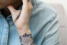 - Tattoos -