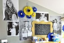 Graduation Celebration / Low-cost gift and party ideas to celebrate graduates at every level.