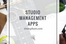 Studio Management Apps