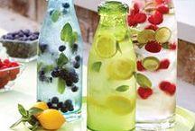 drinks / Essen und Trinken