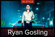 Ryan Gosling Style / Hey, Girl, I have a great sense of style so, why don't you tell all your man friends to get some fashion inspiration from me. That's why Ryan Gosling grabs the ladies' attention with his good looks and sense of style.