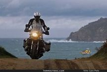 Thursday Photo / La Foto del Jueves / Dual sport motorcycle photography