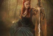 Medieval, Renaissance and Fantasy