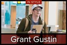 Grant Gustin Style / Dress like Grant Gustin, star of the hit TV series, Flash, from the CW. Not only is Grant a great actor, but he also has great style.