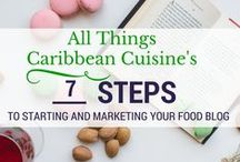 Caribbean Cuisine (On the blog)