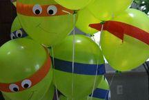 Kids parties / Decorations