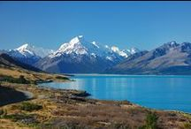 Oceania / Selection of pictures from our trips to Oceania (New Zealand)