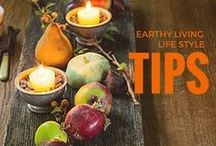 Earthy Living Tips / Tips for Living a More Natural Life Style
