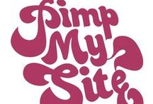 Pimp My Site / The do it yourself digital marketing guide to learn how to get free publicity and website traffic.