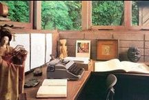 Writing Rooms / Share your writing room or ideas for authors to create the perfect, inspirational space.