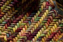 Learn to Knit / Knitting, knit, learn to knit, knitting patterns, knitting tutorials