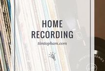 Home Recording / Anything you need to know about stuffs, tools and ideas for home recording