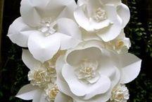 Le Jardin des Papiers / Création de Fleurs en Papier