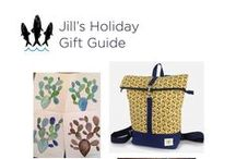 Holiday Gift Guide from 3 Fish Studios: Jill Ellefsen / Jill Ellefsen, General Manager at San Francisco's 3 Fish Studios, shares her holiday gift guide, featuring faves from local shops and artists.