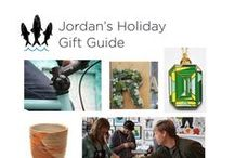 Holiday Gift Guide from 3 Fish Studios: Jordan Kushins / Jordan Kushins, social media gal at 3 Fish Studios, shares her holiday gift guide, featuring faves from local shops and artists.