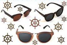 Gafas eco / Gafas de sol, moda sostenible