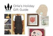 Holiday Gift Guide from 3 Fish Studios: Orlie Kapitulnik / Orlie Kapitulnik, Studio Manager at San Francisco's 3 Fish Studios, shares her holiday gift guide, featuring faves from local shops and artists.