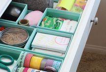 - Organization - / Organization and storage ideas
