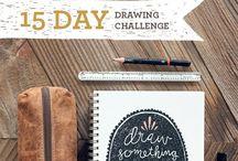 Creative Prompts / Creative prompts, creative inspiration, get unstuck, overcome creative block.