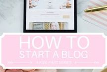 Blogging Tips / Tips, tricks and hints to maximise your blog, its content and its audience