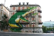 Italian Street Artists