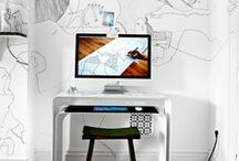 Work place / by Ptica Plava