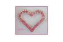 Création de Perles Perlées. Beaded Beads Creations
