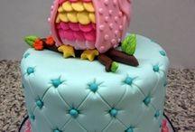 Cakes, Cupcakes, etc.