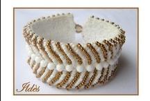 Schémas de Bracelets en perles. Bracelet's patterns