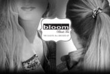 """Bloom Black Ties / The creation of Bloom Black Ties, """"The Elastic All Dressed Up,"""" began by accident with a bride almost walking down the aisle wearing a black hair elastic on her wrist. Understanding the convenience and practicality, Bloom Jewelry sought to find a way to take this everyday item and make it more stylish. http://jewelrybybloom.com/shop/bloom-black-ties/"""