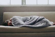 Feeling cozy