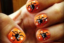 Cool Nails / by Joslyn Pribble