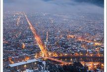 Grenoble vue du ciel / Pour le plaisir des yeux