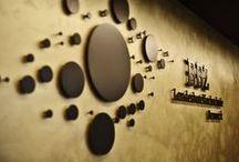 LBS Bruneck / Innenausbau und Einrichtung Hotelfachschule im Bruneck IT Projektleitung Arch.Matylda Gosciniak KUP Architekten Photos oscar da riz bolzano