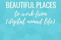 Beautiful Places To Work From