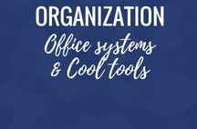 Organization: Office Systems & Cool Tools