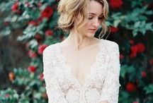 | wedding dress | / We've gathered wedding dress ideas for all brides. Whether you're looking for vintage inspired dresses to ball gowns, we've pinned these dresses as inspiration for your wedding day!