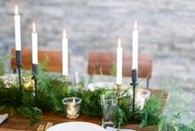 | holiday gathering | / The table is set with your holiday dishes and best silver, and the smell of the cooking turkey is wafting throughout the house. 'Tis the season for thoughtful holiday gatherings and gifts. From recipes to gift ideas, here are our favorite pins to inspire you to eat and be merry!