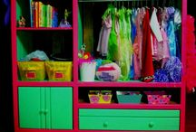 Kids' Rooms (Girls) / by Emmy Morris