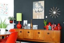 Apartment Decor Ideas / Making your apartment home. Ideas, tips and tricks.