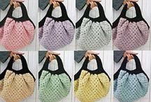 crochet - sac