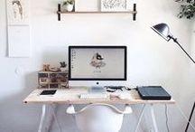 [ Mesas ] Office / Inspiracão para meu escritório.