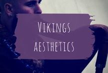 Vikings aesthetics / Aesthetic and other things that speak to my inner Viking.