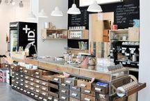 Interiors / Shop / restaurant / library / museum