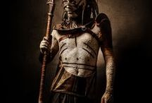 Shamanic & Tribal / Tribes, ethnic groups, shamanism - A great big mixture of inspirational photos. Listen to Mother Nature.