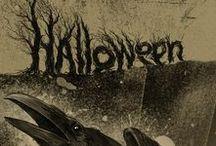 Halloween Inspiration / Creepy stuff! Hallowe'en, All Hallows' Evening, Allhalloween, All Hallows' Eve, All Saints' Eve, Samhain