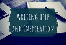 Writing help and inspiration / Tips, hacks and ideas to help the writer.